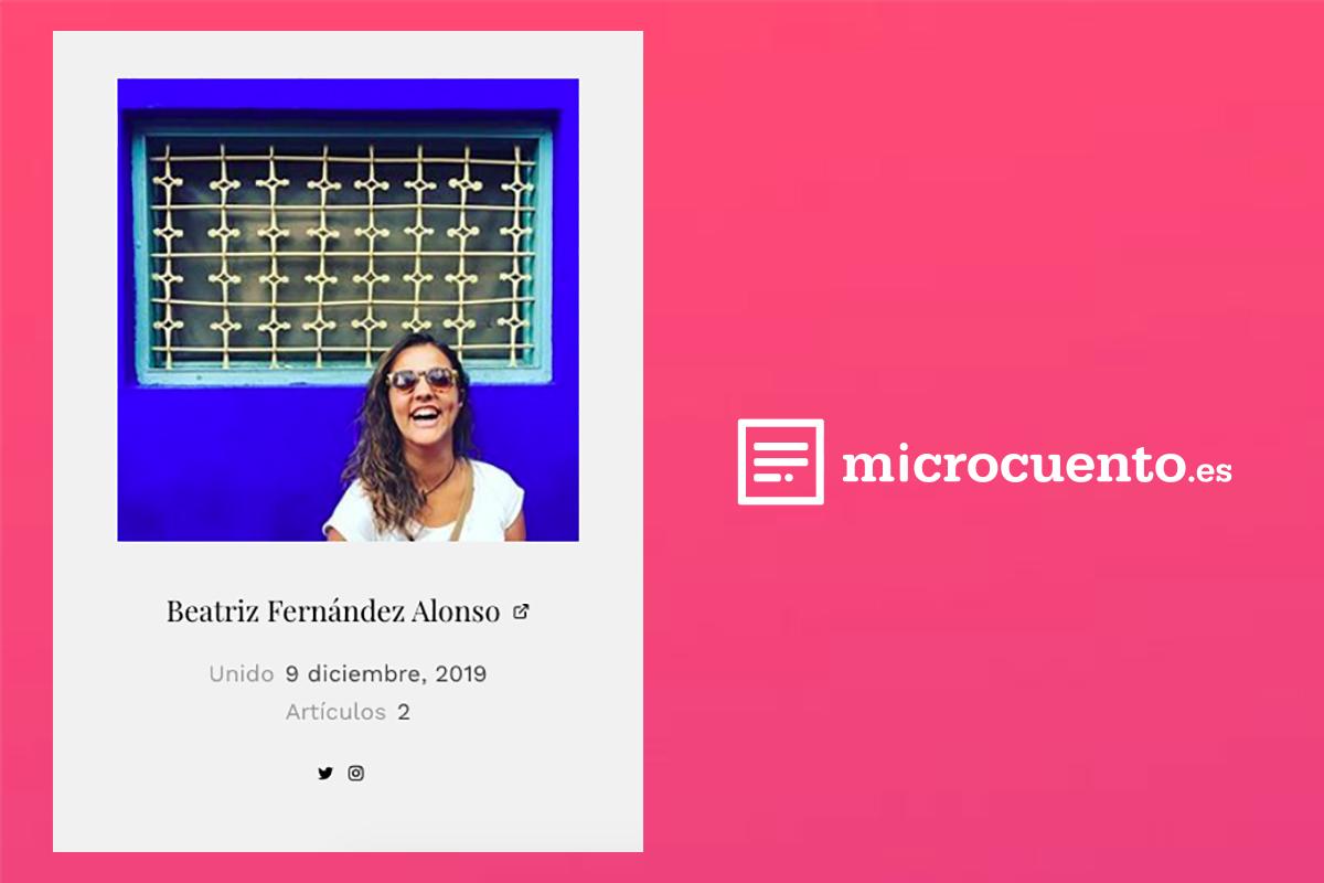 Microrrelatos y Cuentos Cortos – Colaboración con microcuento.es