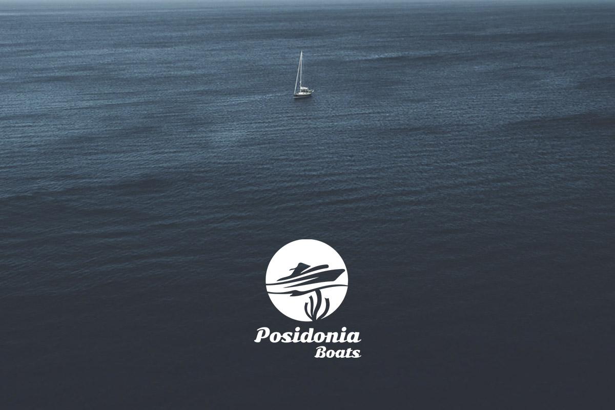 Identidad corporativa – Posidonia Boats